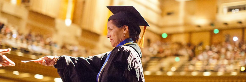 UCLA graduation